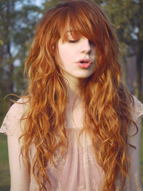 Life Like Honey My Search For Red Hair