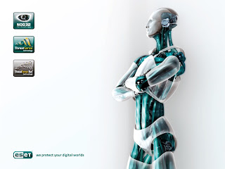 Eset Nod Antivirus Ads HD Wallpaper