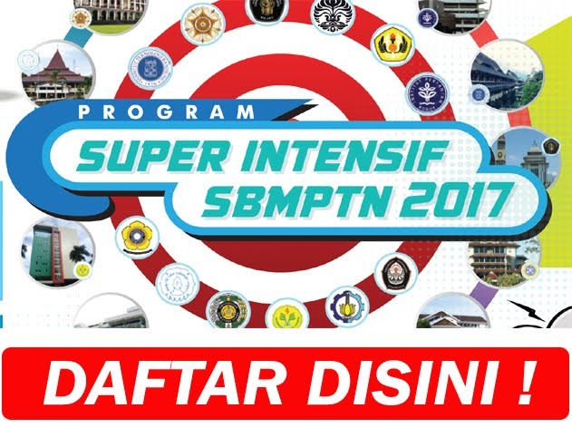 Daftar Online SBMPTN 2017