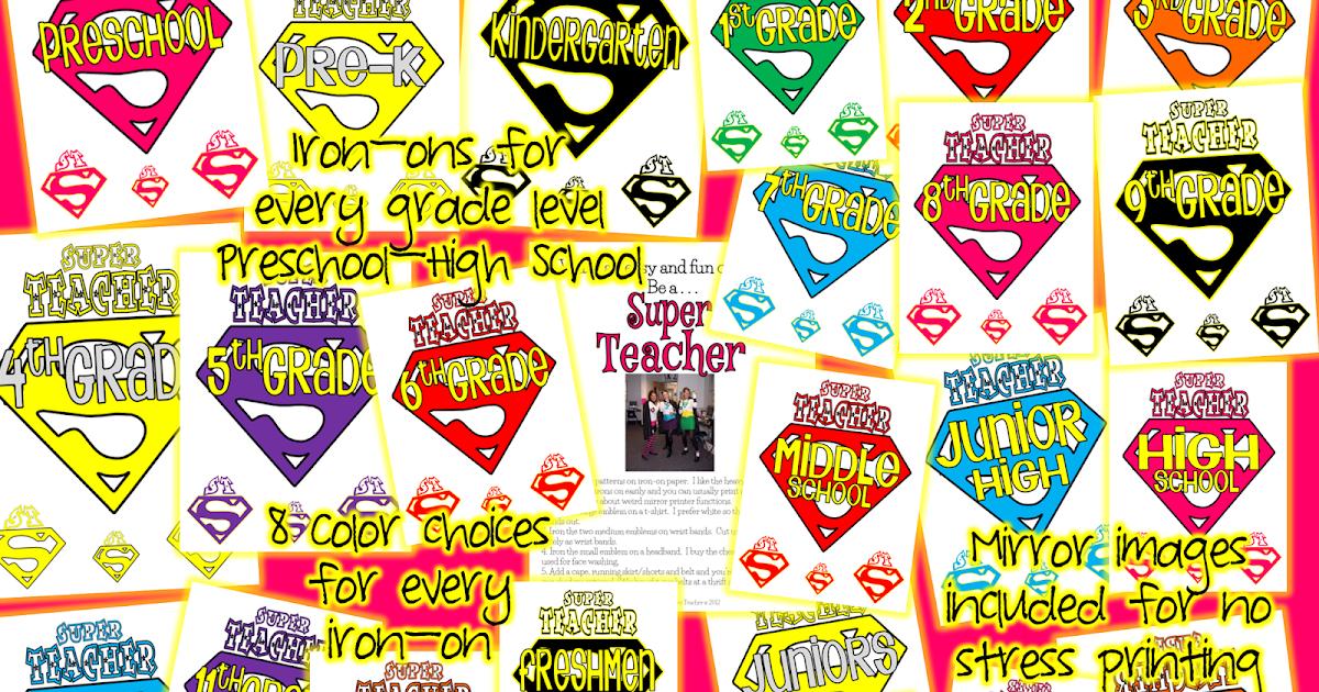 Halloween, Halloween! Super Teachers, Principals and ...