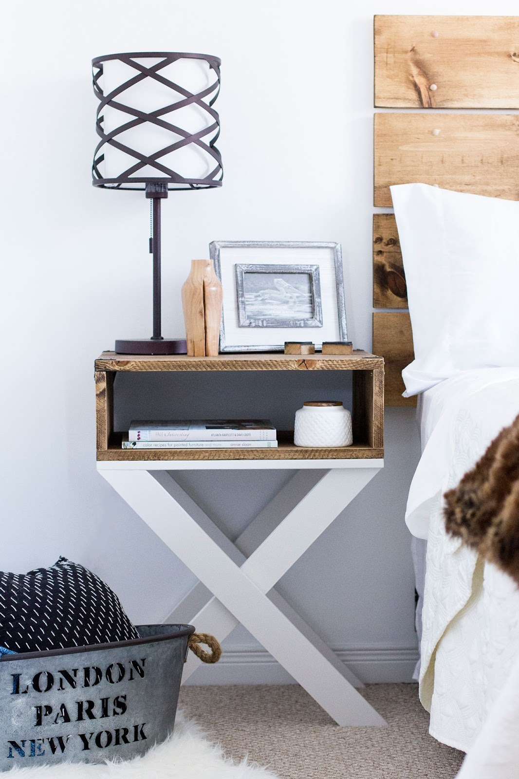 My. Daily. Randomness.: HDBlogSquad // DIY Nightstands ...