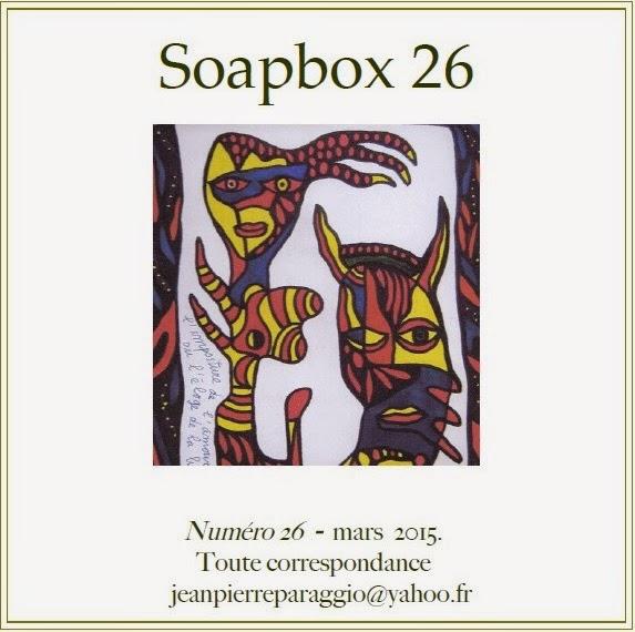 SOPBOX  N°26 Mars 2015