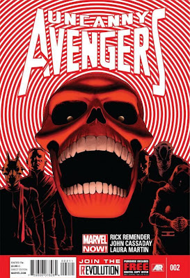 Uncanny Avengers # 2 - Rick Remender John Cassaday
