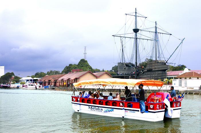 Diskaun Ke River Cruise Melaka