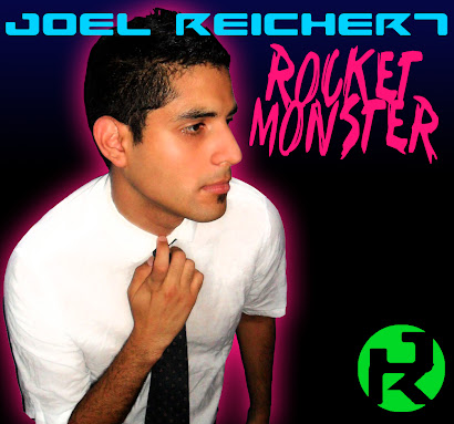 Joel Reichert - Rocket Monster (2012)