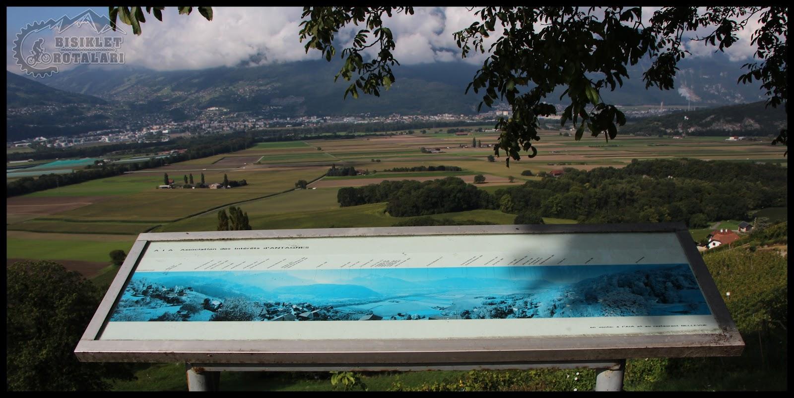 İsviçre bisiklet turu