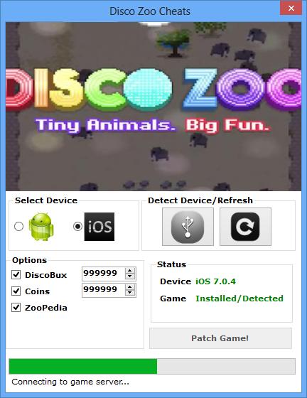 Disco Zoo Hack & Cheat