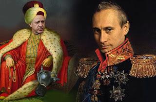 Ο Κύβος ερρίφθη! Δήλωση «πολέμου» ανάμεσα σε Ρωσία και Τουρκία από τον Τούρκο Πρόεδρο
