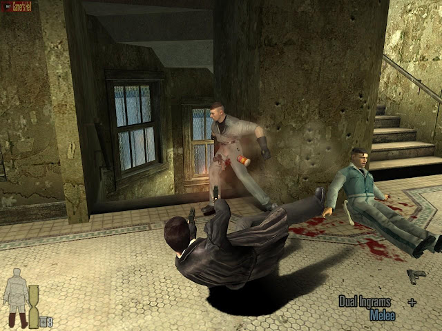 Max Payne 1 Game pc game free download