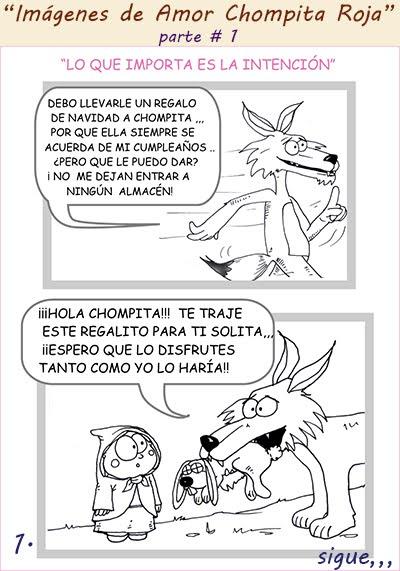 IMÁGENES DE AMOR CHOMPITA ROJA 1