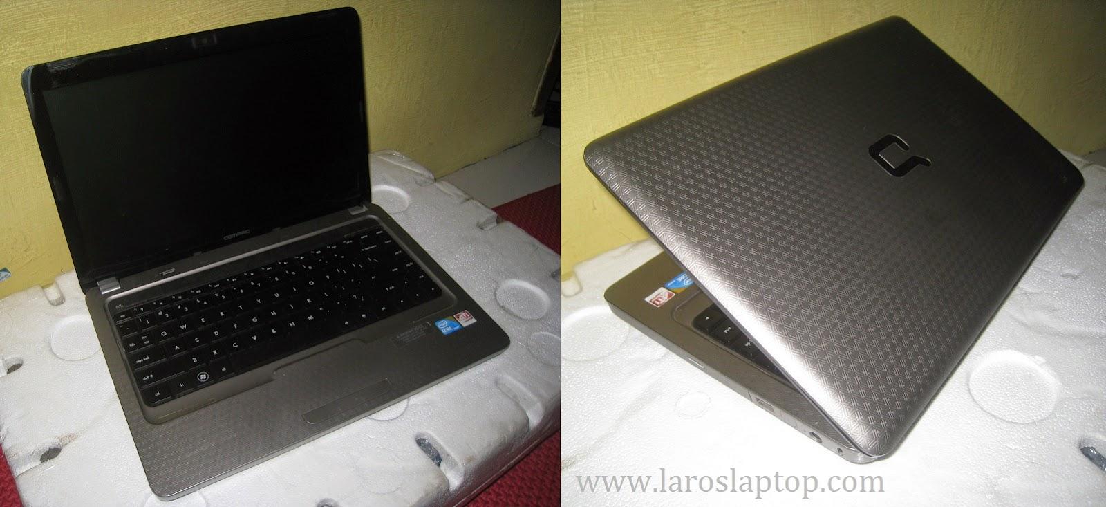 Laptop Second Compaq Presario CQ42 Dual VGA