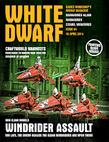 White Dwarf Weekly número 64 de abril
