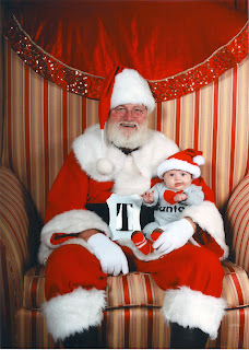 Freddie and Father Christmas