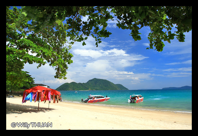 Laem Ka Beach in Phuket