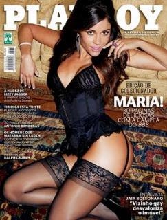 mariabbbplayboyjunho.bybaixedetudo.net Baixar Revista Playboy Maria BBB   Junho 2011