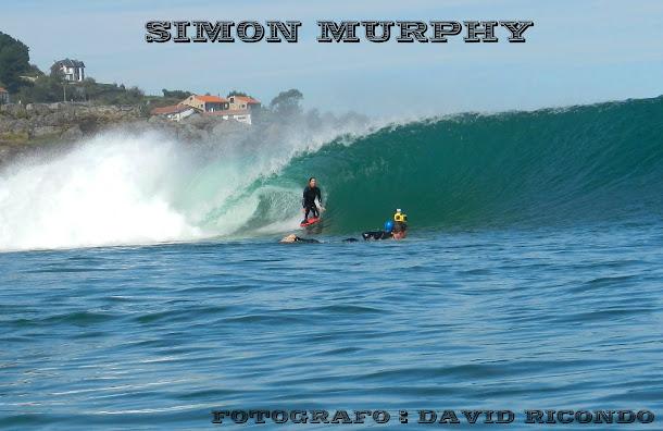 SIMON MURPHY TUBAZO 2012