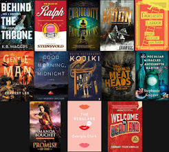 2016 Debut Author Challenge Cover Wars - August Debuts