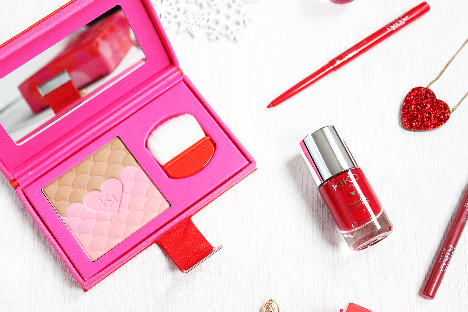 Kiko Best Friends Forever BFF collection review