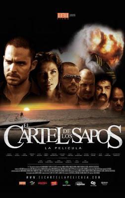 el cartel de los sapos poster 0 El Cartel de Los Sapos (2012) Español Latino