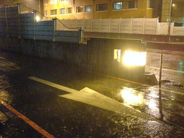 台灣的雨勢