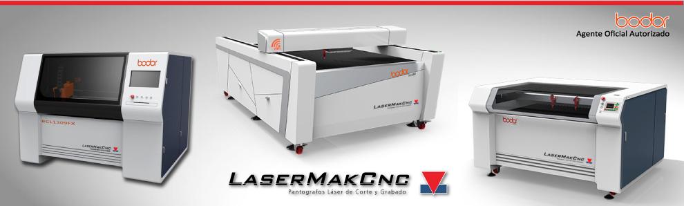 Maquina laser de corte y grabado CO2 y Fibra para corte de Metales