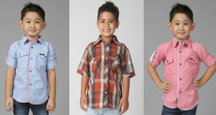 model baju pesta anak laki laki