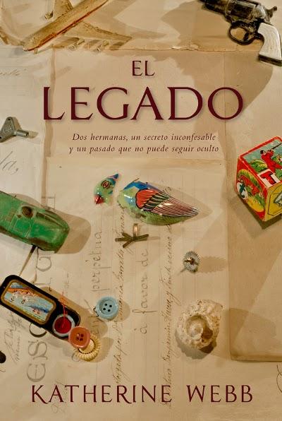 El Legado - Katherine Webb [EPUB | FB2 | MOBI | PDF]