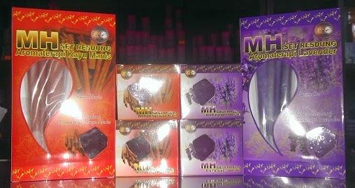 MH Set Resdung Aromaterapi Sabun Kayu Manis Lavender