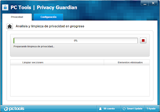 Pc Tools Privacy Guardian v5.0