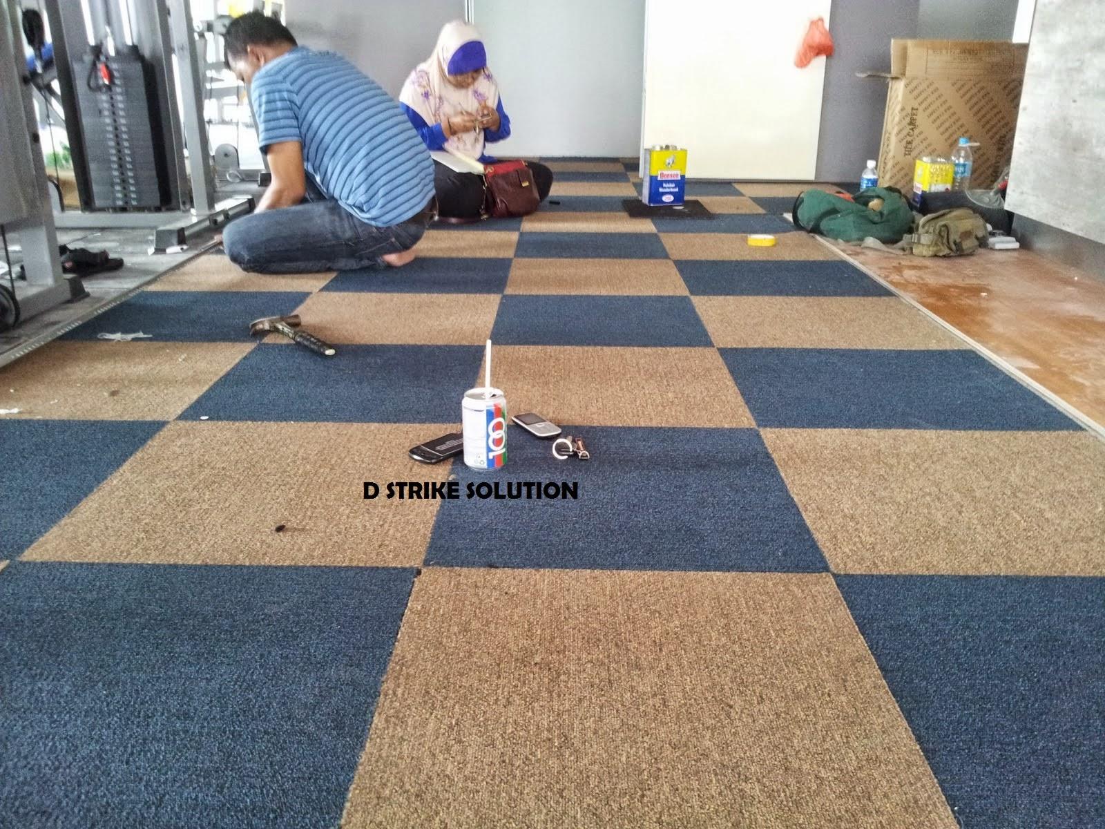 Kepuasan Anda Adalah Jaminan Kami Pembekal Karpet Tile