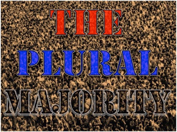 The Plural Majority