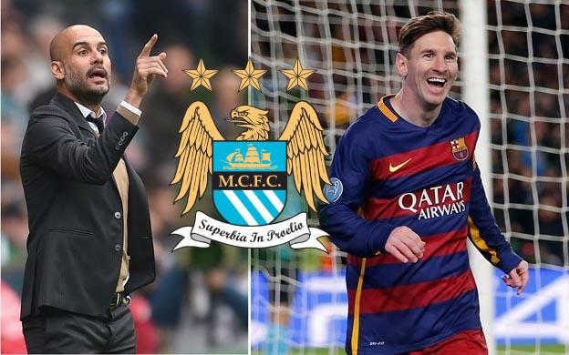 Los chinos del City ya tienen a Guardiola. Siguiente objetivo: Messi