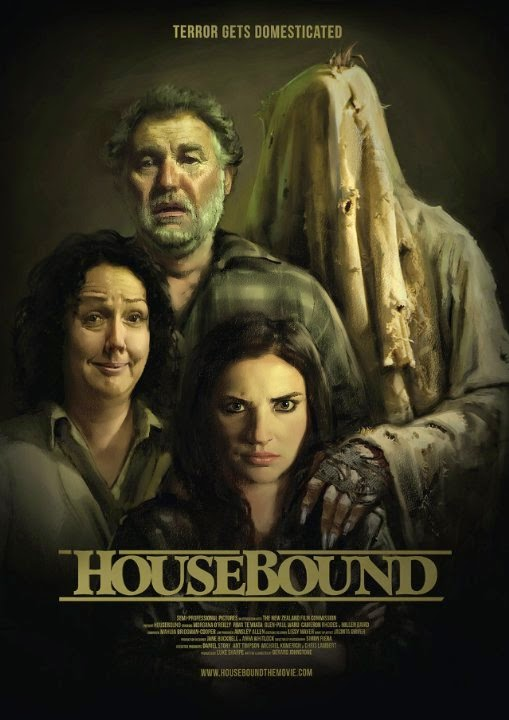 Housebound (2014) Poster