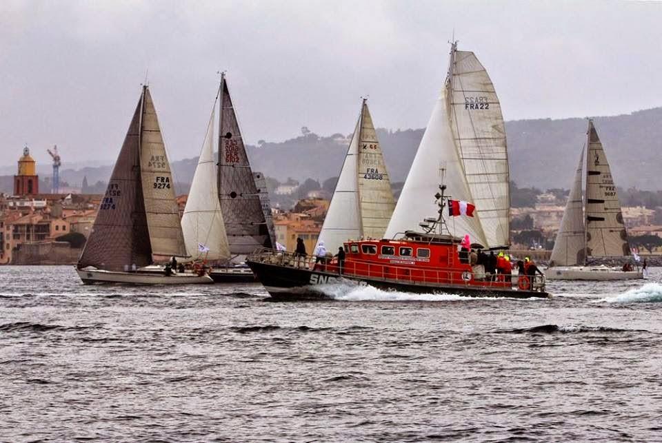 Bientot les 900 Nautiques de Saint-Tropez