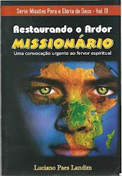 Livro: Restaurando o Ardor Missionário