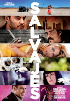 Cartel de la película 'Salvajes'