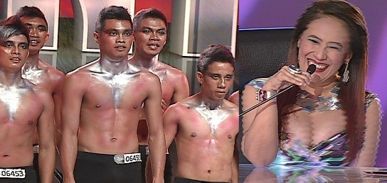 Ai Ai and VMA Dance group of PGT 4