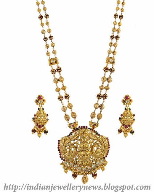Temple Jewellery Designs