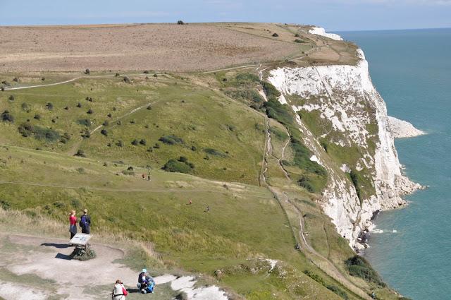 Dover+white+cliffs