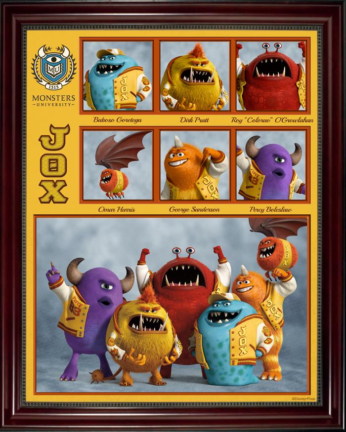 Hermandades de Monster University