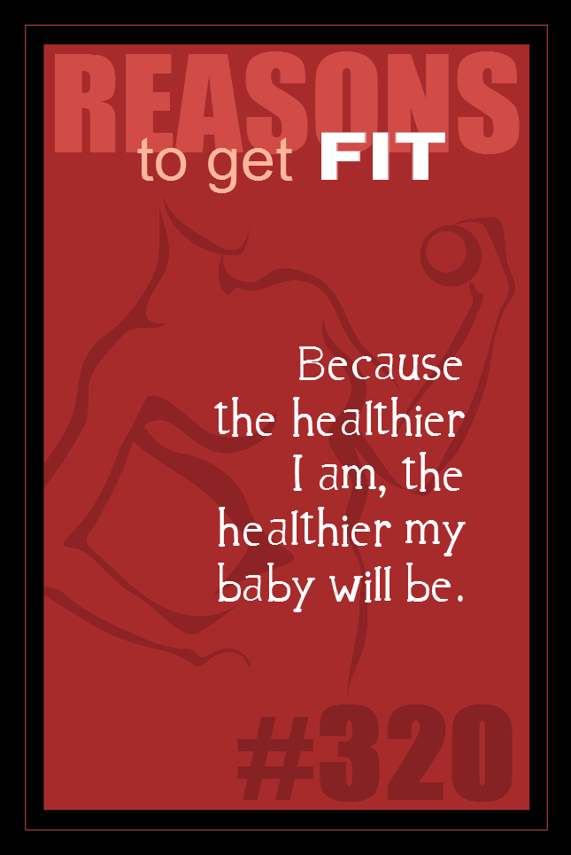 365 Reasons to Get Fit #320