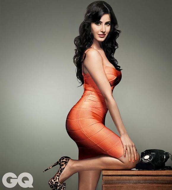 Katrina Kaif Photoshoot for GQ Photos