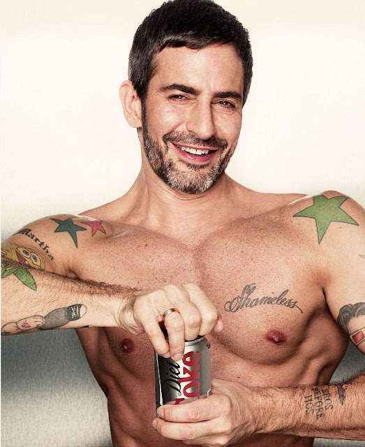Marc Jacobs, Diet Coke