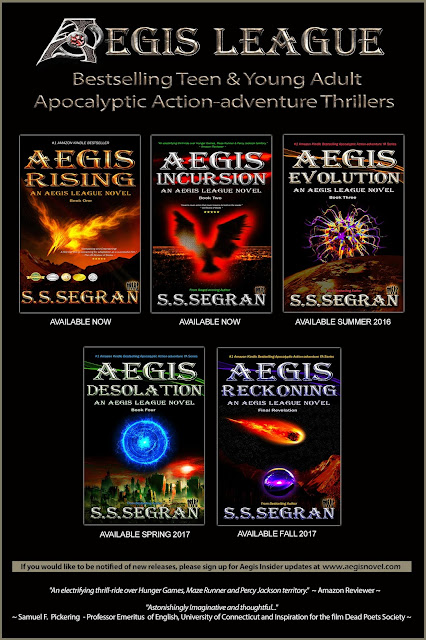 The Whole Aegis Series!