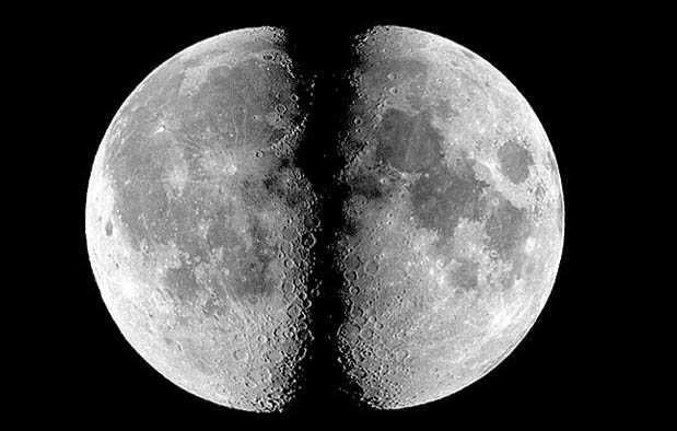 Kisah Nabi Muhammad Membelah Bulan