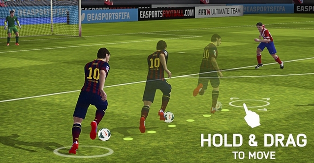 Download FIFA 2014 For Android | IFAN BLOG