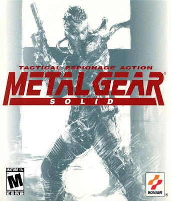 Metal Gear Solid PC Cover