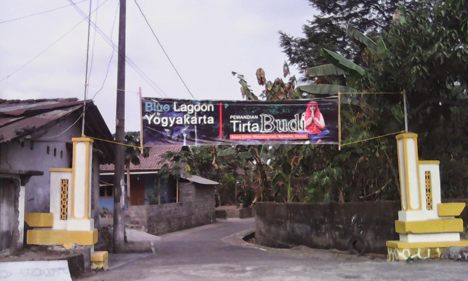 Blue Lagoon Tirta Budi Yogyakarta