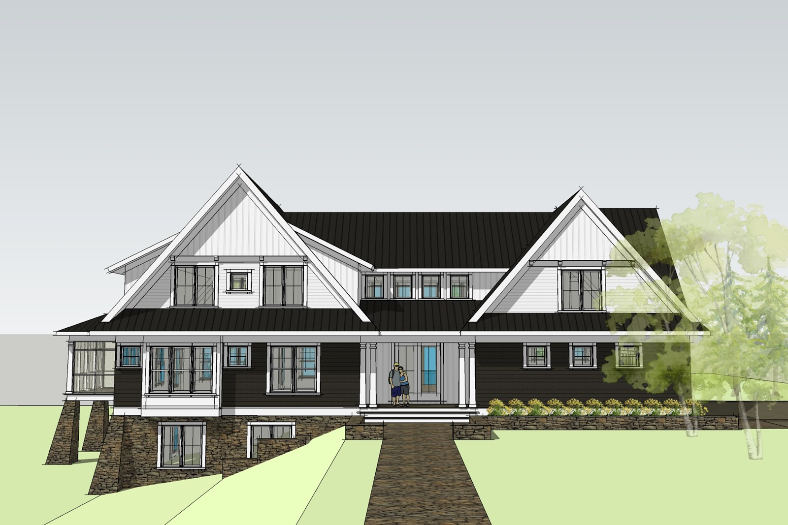 Simply elegant home designs blog sehd unveils awesome new Simply elegant house plans