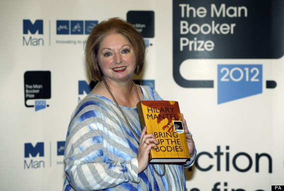 The Man Booker Price 2012: Hilary Mantel, Bring Up The Bodies